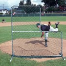 JUGS L-Shaped Pitchers Quick-Snap® Protective Screen - 6 1/2' Tall