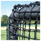 Replacement Netting for the 7'H x 7'W Protector Series Square Protective Screen for... by