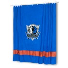 "Dallas Mavericks Shower Curtain for ""The MVP Collection"" by Kentex"