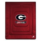 "Georgia Bulldogs Jersey Mesh Twin Comforter from ""The Locker Room Collection"" by Kentex"