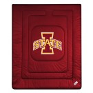 "Iowa State Cyclones Jersey Mesh Twin Comforter from ""The Locker Room Collection"" by Kentex"