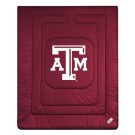 "Texas A&M Aggies Jersey Mesh Full/Queen Comforter from ""The Locker Room Collection"" by Kentex"