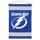 "Tampa Bay Lightning 29.5"" x 45"" Coordinating NHL ""Sidelines Collection"" Wall Hanging from Kentex"