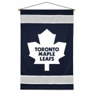 "Toronto Maple Leafs 29.5"" x 45"" Coordinating NHL ""Sidelines Collection"" Wall Hanging from Kentex"