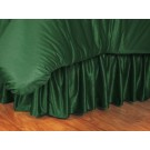 Michigan State Spartans Coordinating Twin Bedskirt for the Locker Room or Sidelines Collection by Kentex