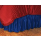 Tampa Bay Lightning Coordinating Twin Bedskirt by Kentex