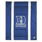 """Duke Blue Devils Jersey Mesh Full / Queen Comforter from """"The Sidelines Collection"""" by Kentex"""