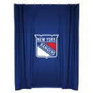 New York Rangers Shower Curtain by Kentex
