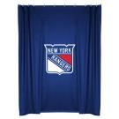 New York Rangers Shower Curtain by Kentex