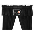 Philadelphia Flyers Coordinating Ruffled Valance by Kentex