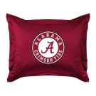 """Alabama Crimson Tide Coordinating Pillow Sham from """"The Locker Room Collection"""" by Kentex"""