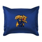 "Kentucky Wildcats Coordinating Pillow Sham from ""The Locker Room Collection"" by Kentex"