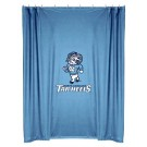 North Carolina Tar Heels Shower Curtain by Kentex