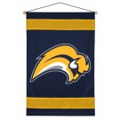"Buffalo Sabres 29.5"" x 45"" Coordinating NHL ""Sidelines Collection"" Wall Hanging from Kentex"
