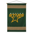 "Dallas Stars 29.5"" x 45"" Coordinating NHL ""Sidelines Collection"" Wall Hanging from Kentex"
