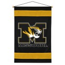 "Missouri Tigers 29.5"" x 45"" Coordinating NCAA ""Sidelines Collection"" Wall Hanging from Kentex"