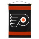 "Philadelphia Flyers 29.5"" x 45"" Coordinating NHL ""Sidelines Collection"" Wall Hanging from Kentex"