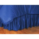 Duke Blue Devils Coordinating Queen Bedskirt for the Locker Room or Sidelines Collection by Kentex