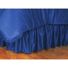 Kansas Jayhawks Coordinating Twin Bedskirt for the Locker Room or Sidelines Collection by Kentex