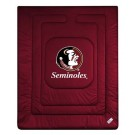 "Florida State Seminoles Jersey Mesh Twin Comforter from ""The Locker Room Collection"" by Kentex"