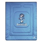 "North Carolina Tar Heels Jersey Mesh Twin Comforter from ""The Locker Room Collection"" by Kentex"