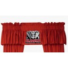 Alabama Crimson Tide Coordinating Valance for the Locker Room or Sidelines Collection by Kentex