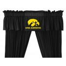 Iowa Hawkeyes Coordinating Valance for the Locker Room or Sidelines Collection by Kentex