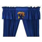 Kentucky Wildcats Coordinating Valance for the Locker Room or Sidelines Collection by Kentex