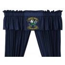 Notre Dame Fighting Irish Coordinating Valance for the Locker Room or Sidelines Collection by Kentex
