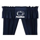Penn State Nittany Lions Coordinating Valance for the Locker Room or Sidelines Collection by Kentex