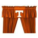 Tennessee Volunteers Coordinating Valance for the Locker Room or Sidelines Collection by Kentex