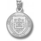 "Boston College Eagles ""Seal"" Pendant - Sterling Silver Jewelry"