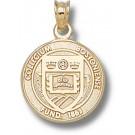 "Boston College Eagles ""Seal"" Pendant - 14KT Gold Jewelry"