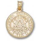 "Drexel Dragons ""Seal"" Pendant - 14KT Gold Jewelry"