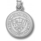 "East Carolina Pirates ""Seal"" Pendant - Sterling Silver Jewelry"