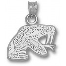 "Florida A & M Rattlers ""Rattler"" Pendant - Sterling Silver Jewelry"