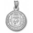 "George Washington Colonials ""Seal"" Pendant - Sterling Silver Jewelry"