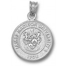 "James Madison Dukes ""Seal"" Pendant - Sterling Silver Jewelry"