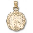 "Marshall Thundering Herd 5/8"" ""Seal"" Pendant - 14KT Gold Jewelry"