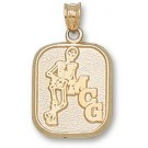 "Medical College of Georgia ""MCG Skeleton"" Pendant - 10KT Gold Jewelry"