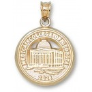 "Medical College of Georgia ""Building"" Pendant - 14KT Gold Jewelry"