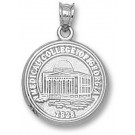 "Medical College of Georgia ""Seal"" Pendant - Sterling Silver Jewelry"
