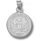 """Massachusetts Institute of Technology Engineers """"Seal"""" Pendant - Sterling Silver Jewelry"""