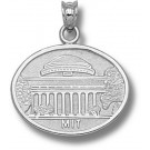 """Massachusetts Institute of Technology Engineers """"MIT Great Dome"""" Pendant - Sterling Silver Jewelry"""