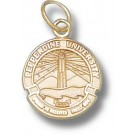 "Pepperdine Waves ""Seal"" 1/2"" Charm - 14KT Gold Jewelry"