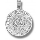"St. Louis Billikens ""Official Seal"" 3/4"" Pendant - Sterling Silver Jewelry"