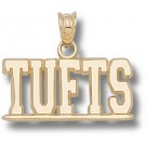 "Tufts Jumbos ""Tufts"" Pendant - 14KT Gold Jewelry"
