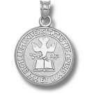 "Tufts Jumbos ""Seal"" Pendant - Sterling Silver Jewelry"