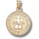 "Tufts Jumbos ""Seal"" Pendant - 14KT Gold Jewelry"