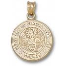 "Central Arkansas Bears ""Seal"" Pendant - 14KT Gold Jewelry"